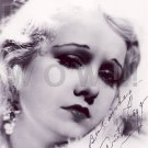 Gorgeous ANITA PAGE Signed Autograph 8x10 inch. Picture Photo REPRINT