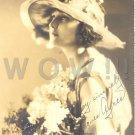Gorgeous AGNES AYRES  Signed Autograph 8x10 inch. Photo Picture REPRINT