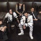 GOOD CHARLOTTE  Signed Autograph 8x10  Picture Photo REPRINT