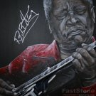 BB KING Autographed signed 8x10 Photo Picture REPRINT