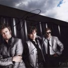 A-HA Autographed signed 8x10 Photo Picture REPRINT