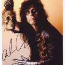 ALICE COOPER   Autographed signed 8x10 Photo Picture REPRINT