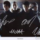 ARCTIC MONKEYS Autographed signed 8x10 Photo Picture REPRINT
