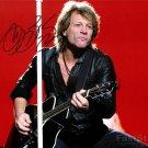BON JOVI Autographed signed 8x10 Photo Picture REPRINT