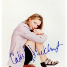 CALISTA FLOCKHART Autographed signed 8x10 Photo Picture REPRINT