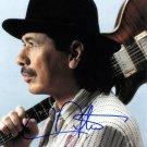 CARLOS SANTANA  Autographed signed 8x10 Photo Picture REPRINT