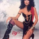 CHER Autographed signed 8x10 Photo Picture REPRINT