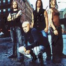 DISTURBED Autographed signed 8x10 Photo Picture REPRINT