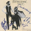 FLEETWOOD MAC  Autographed signed 8x10 Photo Picture REPRINT