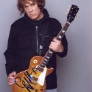 GARY MOORE Autographed signed 8x10 Photo Picture REPRINT