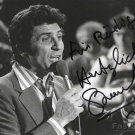 GILBERT BECAUD Autographed signed 8x10 Photo Picture REPRINT