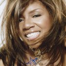 GLORIA GAYNOR Autographed signed 8x10 Photo Picture REPRINT
