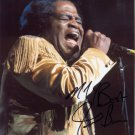 JAMES BROWN Autographed signed 8x10 Photo Picture REPRINT