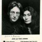 JOHN LENNON  Autographed signed 8x10 Photo Picture REPRINT