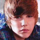Justin Bieber Autographed signed 8x10 Photo Picture REPRINT