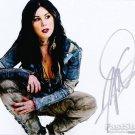KAT VON D Autographed signed 8x10 Photo Picture REPRINT
