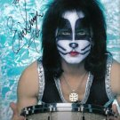 KISS ERIC SINGER Autographed signed 8x10 Photo Picture REPRINT