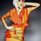 LADY GAGA Autographed signed 8x10 Photo Picture REPRINT