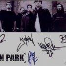LINKIN PARK Autographed signed 8x10 Photo Picture REPRINT