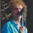 LOU GRAMM  Autographed signed 8x10 Photo Picture REPRINT