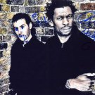 MASSIVE ATTACK Autographed signed 8x10 Photo Picture REPRINT