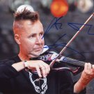 NIGEL KENNEDY Autographed signed 8x10 Photo Picture REPRINT