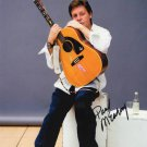 PAUL MCCARTNEY  Autographed signed 8x10 Photo Picture REPRINT