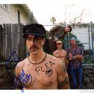 RED HOT CHILLI PEPPERS Autographed signed 8x10 Photo Picture REPRINT