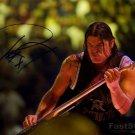 ROBERT TRUJILLO METALLICA Autographed signed 8x10 Photo Picture REPRINT