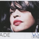 SADE Autographed signed 8x10 Photo Picture REPRINT
