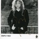 SIMPLY RED Autographed signed 8x10 Photo Picture REPRINT
