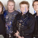 SWEET Autographed signed 8x10 Photo Picture REPRINT