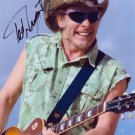 TED NUGENT Autographed signed 8x10 Photo Picture REPRINT