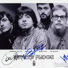VANILLA FUDGE Autographed signed 8x10 Photo Picture REPRINT