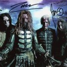 WHITE ZOMBIE Autographed signed 8x10 Photo Picture REPRINT