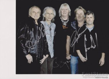 YES Autographed signed 8x10 Photo Picture REPRINT