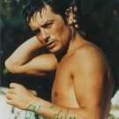 ALAIN DELON  Autographed Signed 8x10 Photo Picture REPRINT