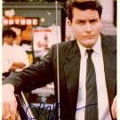 CHARLIE SHEEN Autographed Signed 8x10 Photo Picture REPRINT