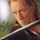 DAVID CARRADINE Autographed Signed 8x10 Photo Picture REPRINT