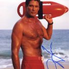 DAVID HASSELHOFF Autographed Signed 8x10 Photo Picture REPRINT