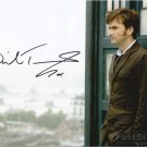 David Tennant  Autographed Signed 8x10 Photo Picture REPRINT