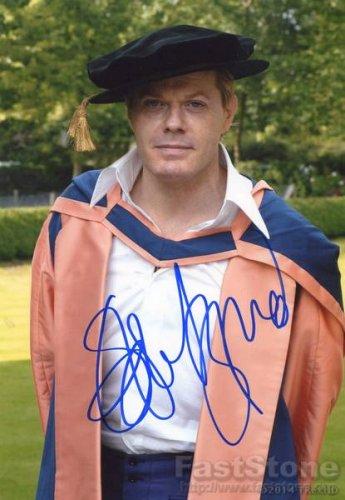 EDDIE IZZARD Autographed Signed 8x10 Photo Picture REPRINT
