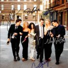 Friends Cast  Autographed Signed 8x10 Photo Picture REPRINT