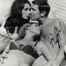 GEORGE LAZENBY Autographed Signed 8x10 Photo Picture REPRINT