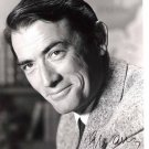 GREGORY PECK Autographed Signed 8x10 Photo Picture REPRINT