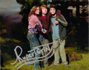 HARRY POTTER Autographed Signed 8x10 Photo Picture REPRINT
