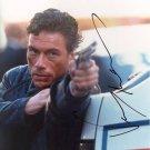JEAN CLAUDE VAN DAMM Autographed Signed 8x10 Photo Picture REPRINT