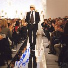KARL LAGERFELD Autographed Signed 8x10Photo Picture REPRINT
