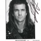 MEL GIBSON Autographed Signed 8x10Photo Picture REPRINT