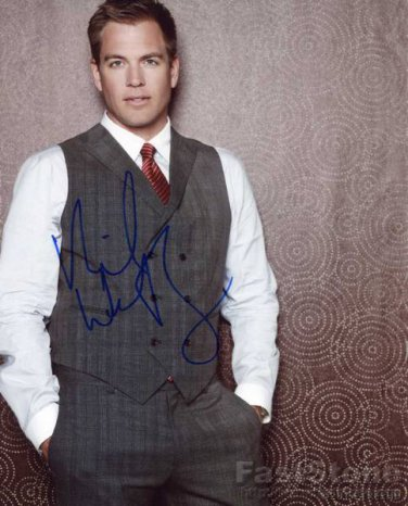 MICHAEL WEATHERLY  Autographed Signed 8x10Photo Picture REPRINT